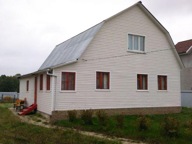 Дом Гжель - 135 кв.м.